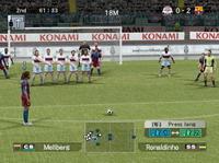 Pro Evolution Soccer 5     скриншот, 151KB