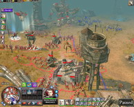 Rise of Nations: Rise of Legends     скриншот, 142KB