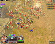 Rise of Nations: Rise of Legends     скриншот, 137KB