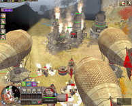 Rise of Nations: Rise of Legends     скриншот, 144KB
