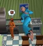 Sims 2, скриншот, 40KB