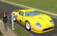 Sims 2, скриншот, 62KB