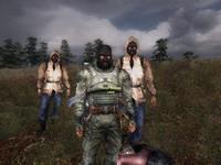 S.T.A.L.K.E.R.: Shadow of Chernobyl     скриншот, 150KB