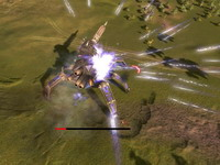 Supreme Commander     скриншот, 123KB