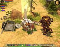 Titan Quest     скриншот, 143KB