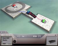 скриншот Trackmania, 164KB