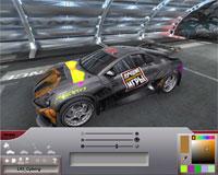 скриншот Trackmania, 243KB