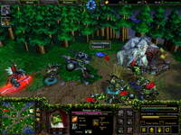 Warcraft III: The Frozen Throne, скриншот, 114KB