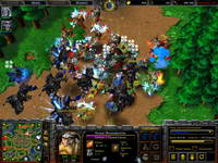 Warcraft III: The Frozen Throne, скриншот, 130KB