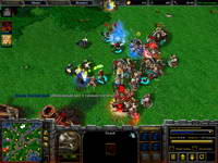 Warcraft III: The Frozen Throne, скриншот, 116KB