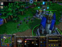 Warcraft III: The Frozen Throne, скриншот, 108KB