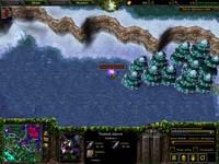 Warcraft III, скриншот, 103KB