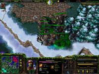 Warcraft III, скриншот, 122KB