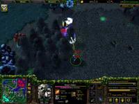 Warcraft III, скриншот, 94KB