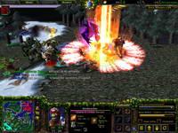 Warcraft III, скриншот, 111KB
