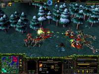 Warcraft3, скриншот, 127KB
