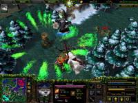 Warcraft3, скриншот, 132KB