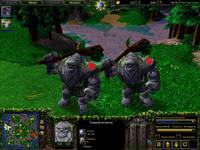 Warcraft, скриншот, 100KB