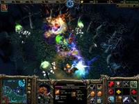 Warcraft 3, DotA, скриншот, 148KB
