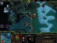 Warcraft 3, DotA, скриншот, 145KB