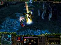 Warcraft 3, DotA, скриншот, 136KB