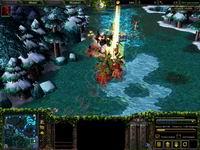 Warcraft 3, DotA, скриншот, 155KB