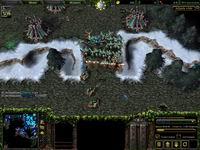Warcraft 3, DotA, скриншот, 160KB