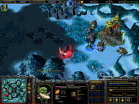 Warcraft, скриншот, 105KB