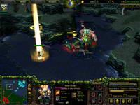 Warcraft 3, скриншот, 86KB