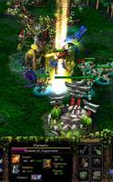 Warcraft 3, скриншот, 59KB
