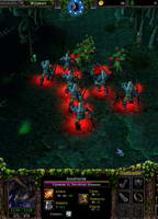 Warcraft 3, скриншот, 46KB