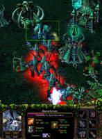 Warcraft 3, скриншот, 63KB