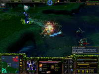 Warcraft 3, скриншот, 85KB