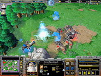 Warcraft 3: The Frozen Throne, скриншот, 145KB