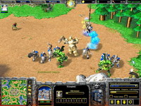 Warcraft 3: The Frozen Throne, скриншот, 148KB