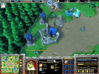 Warcraft 3: The Frozen Throne     скриншот, 146KB