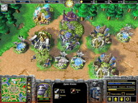 Warcraft 3: The Frozen Throne     скриншот, 152KB