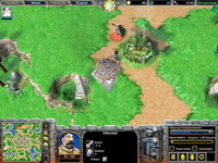 Warcraft 3: The Frozen Throne     скриншот, 150KB
