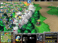 Warcraft 3: The Frozen Throne     скриншот, 155KB