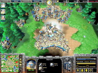 Warcraft 3: The Frozen Throne     скриншот, 159KB