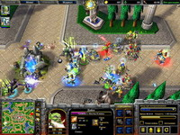 Warcraft 3: The Frozen Throne     скриншот, 151KB