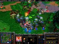 Warcraft3, скриншот, 120KB
