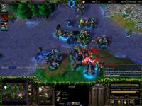 Warcraft 3, скриншот, 100KB