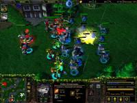 Warcraft 3, скриншот, 110KB