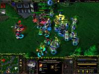 Warcraft 3, скриншот, 111KB