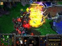 Warcraft, скриншот, 143KB