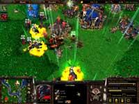 Warcraft, скриншот, 174KB