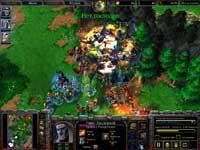 Warcraft, скриншот, 180KB