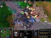 Warcraft, скриншот, 157KB