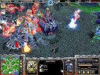 Warcraft 3 TFT,скриншот, 168KB